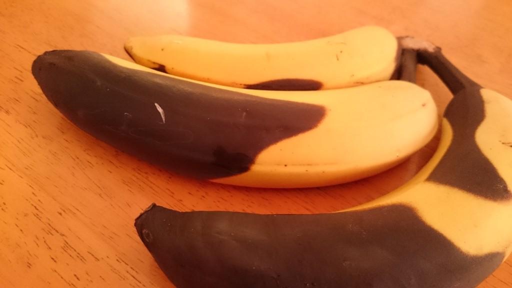 まさかの焼きバナナ!