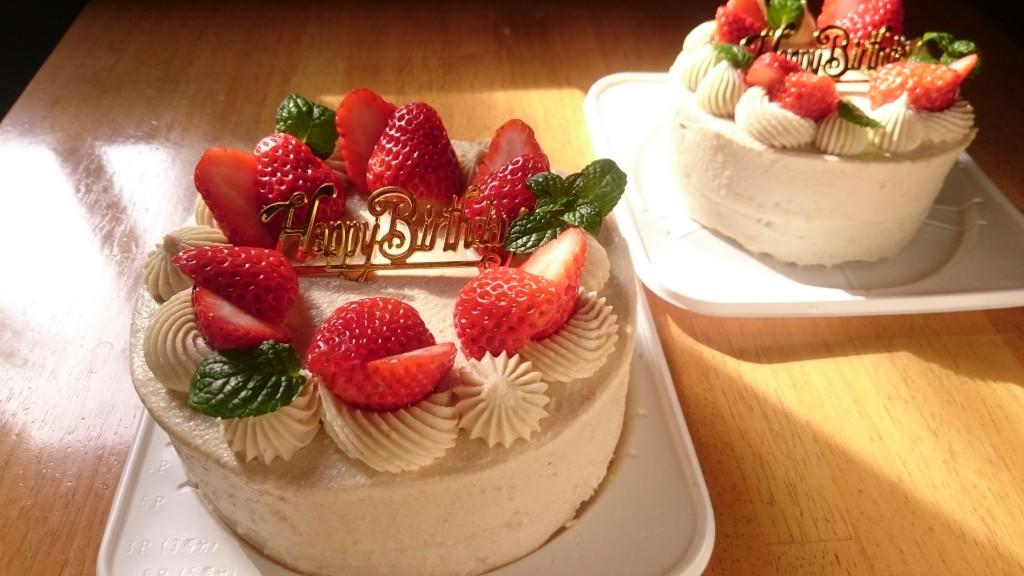 2/7 ふくろうのケーキ教室開催します