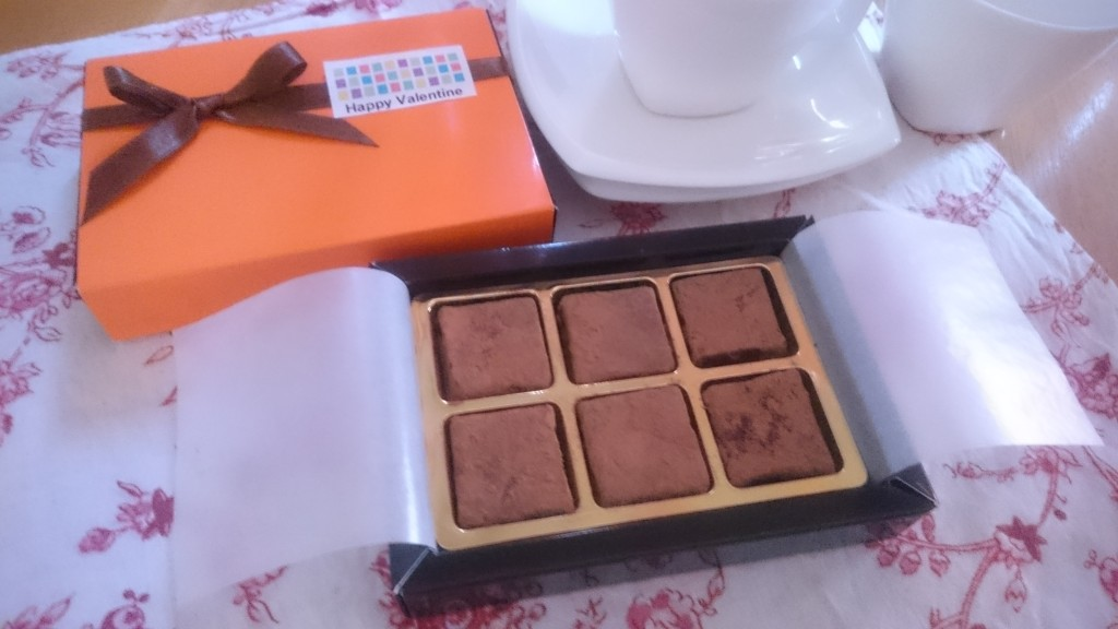 乳製品不使用 生チョコ お取り寄せできます
