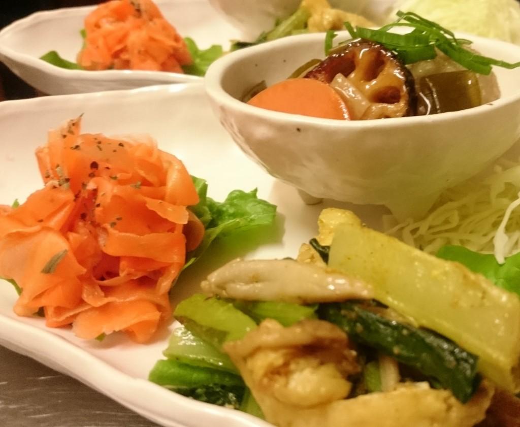 1/21  料理教室「冬野菜をおいしく食べよう」開催