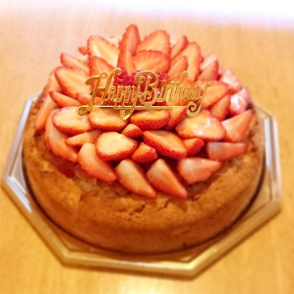 【卵・乳・白砂糖不使用】デコレーションケーキ4種類