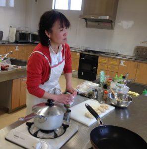 料理教室「冬野菜をおいしく食べよう!」開催しました