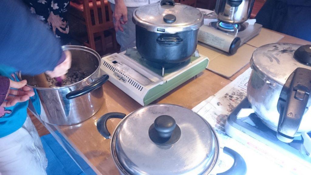 【レポート】黒豆味噌を仕込みました