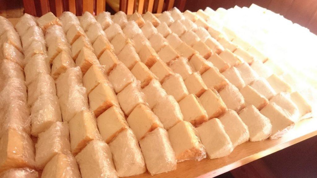 米粉のシフォン祭り?!