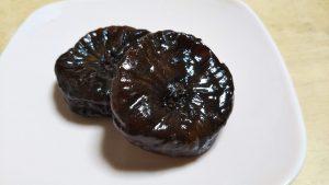 イチジクの蜜煮作り
